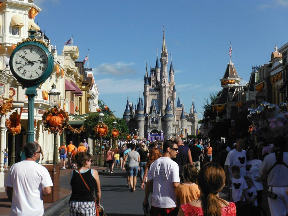 Magic Kingdom im Walt Disney World Resort